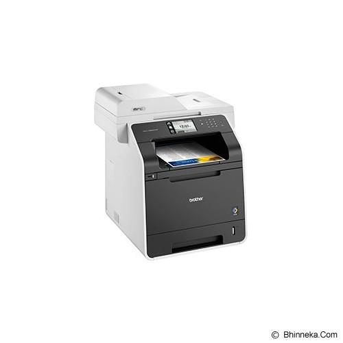 BROTHER Printer [MFC-L8850CDW] - Printer Bisnis Multifunction Laser