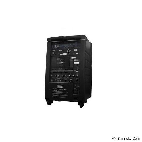 AUBERN Portable Amplifier Wireless [U1102ST] - Monitor Speaker System Active