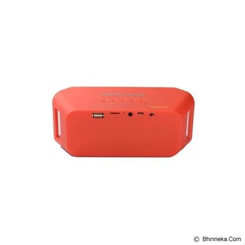 PUWEI Speaker Bluetooth Portable [BMS-01] - Orange - Speaker Bluetooth & Wireless