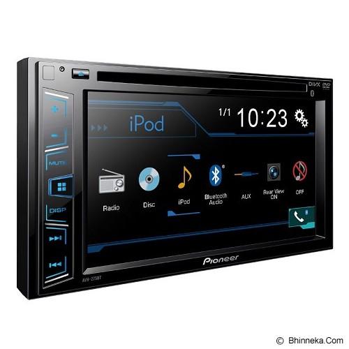 PIONEER Audio Video [AVH-X275BT] - Audio Video Mobil