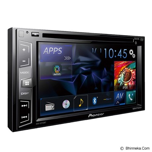 PIONEER Audio Video [AVH-X2750BT] - Audio Video Mobil