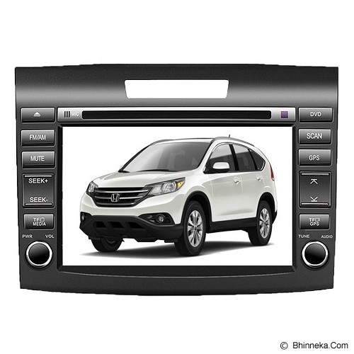 CASKA Q8 OEM Honda CRV 2012 - 2015 - Audio Video Mobil