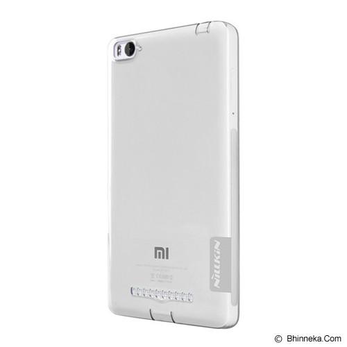 NILLKIN Nature TPU Case 0.6MM Xiaomi Mi4i - Grey - Casing Handphone / Case