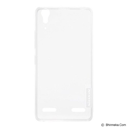NILLKIN Nature TPU Case 0.6MM Lenovo K3/A6000 - White - Casing Handphone / Case