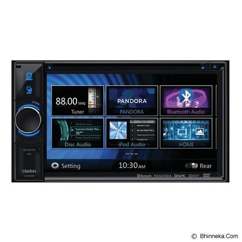 CLARION Audio Video [VX404A] - Audio Video Mobil