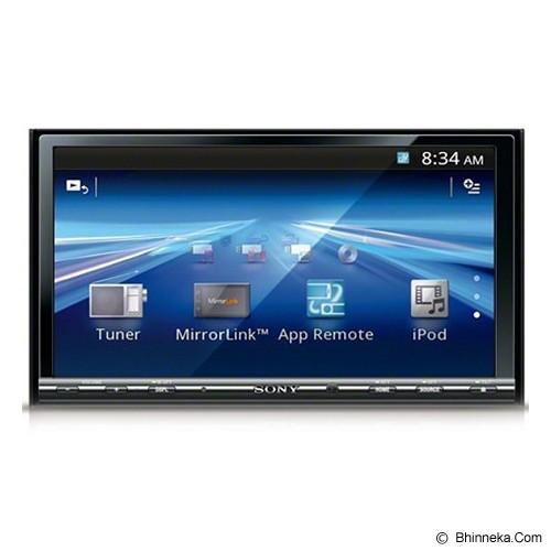 SONY Audio Video Mobil [XAV-742] - Audio Video Mobil