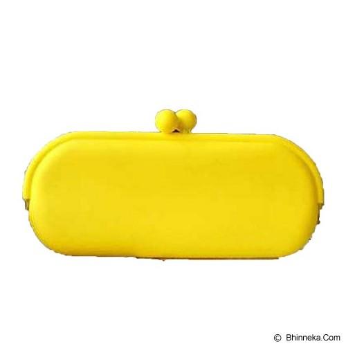 LTISHOP Tempat Kaca Mata/Aksesoris [DS060] - Yellow - Tempat Kacamata Wanita