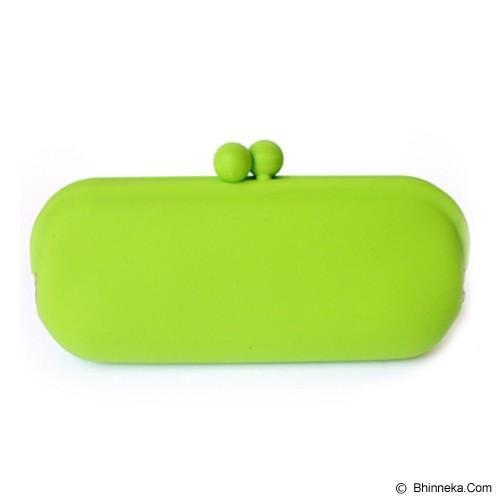 LTISHOP Tempat Kaca Mata/Aksesoris [DS060] - Lime Green - Tempat Kacamata Wanita