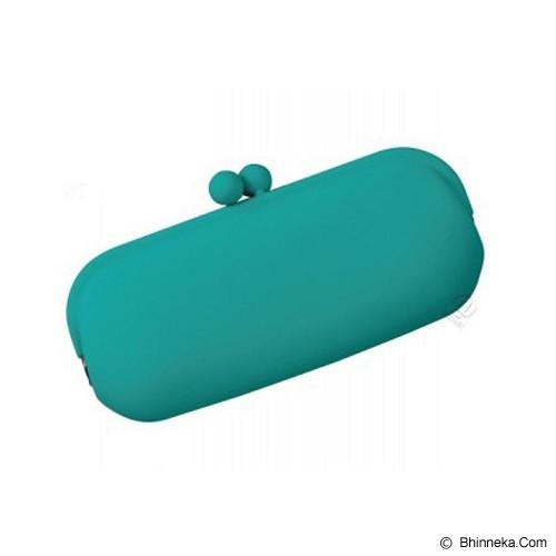 LTISHOP Tempat Kaca Mata/Aksesoris [DS060] - Turquoise - Tempat Kacamata Wanita