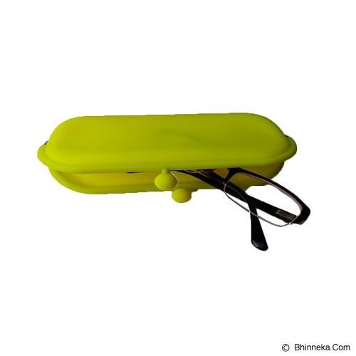 LTISHOP Tempat Kaca Mata/Aksesoris [DS060] - Kuning Stabilo - Tempat Kacamata Wanita