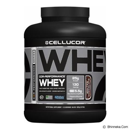 CELLUCOR Performance Whey 4 LB - Coklat - Suplement Peningkat Metabolisme Tubuh