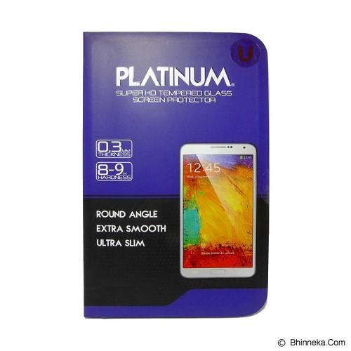 PLATINUM Xiaomi Redmi 2 Tempered Glass Screen Protector - Screen Protector Handphone