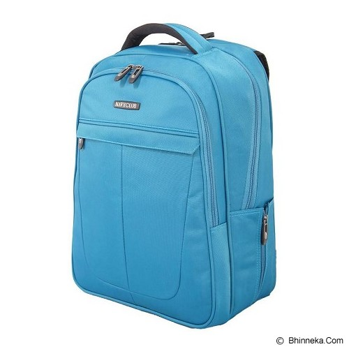 NAVY CLUB Ransel Laptop [8234] - Blue - Notebook Backpack