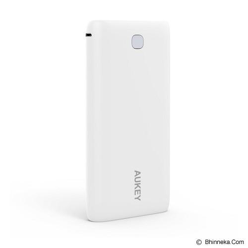 AUKEY Powerbank 20000mAh - White - Portable Charger / Power Bank