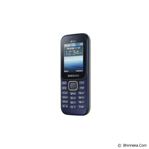 SAMSUNG Piton Dual SIM [SM-B310E] - Blue (Merchant) - Handphone Gsm