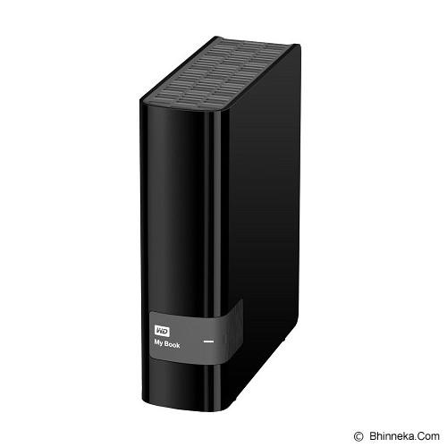 WD My Book Premium Storage USB 3.0 8TB [WDBFJK0080HBK-SESN] - Hard Disk External 3.5 inch