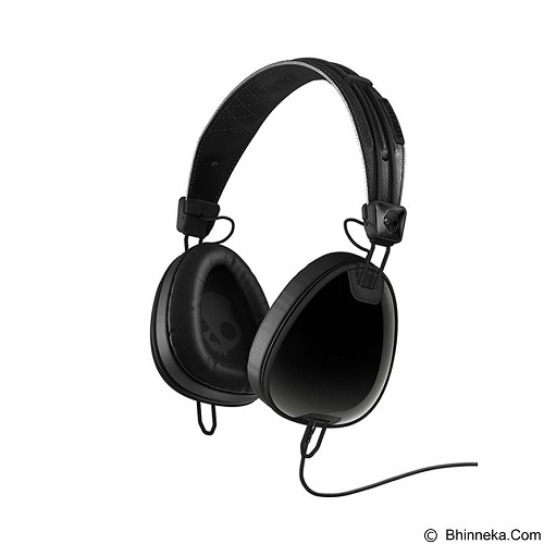 SKULLCANDY Aviator [S6AVFM-161] - Black - Headphone Full Size