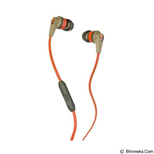 SKULLCANDY Ink'D In-Ear w/Mic 1 [S2IKGY-372] - Earphone Ear Monitor / Iem