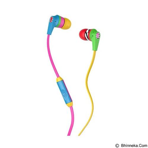 SKULLCANDY Ink'D In-Ear w/Mic 1 [S2IKHY-488] - Earphone Ear Monitor / IEM