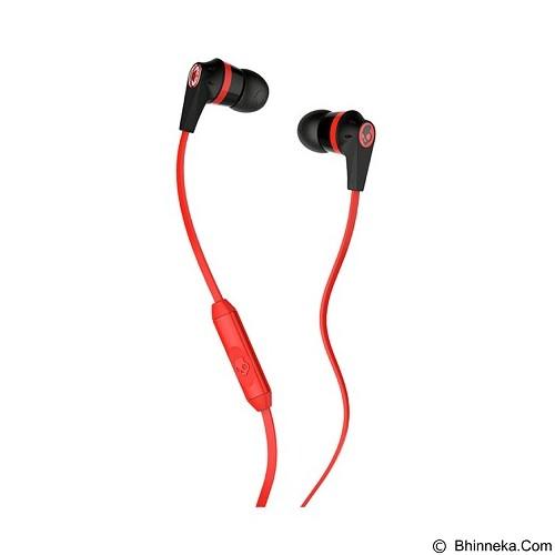 SKULLCANDY Ink'D In-Ear w/Mic Licensed [SGIKFY-124] - Earphone Ear Monitor / IEM