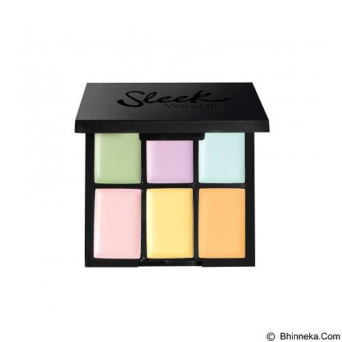 SLEEK Colour Corrector Palette (Merchant) - Face Concealer