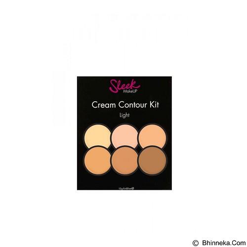 SLEEK Cream Contour Kit Light (Merchant) - Face Illuminators & Highlighters