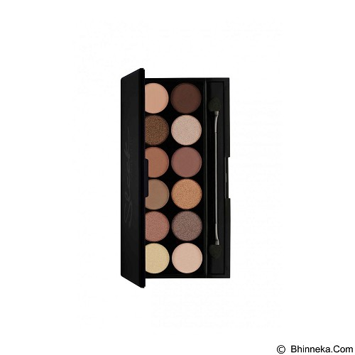 SLEEK I-Divine Eyeshadow A New Day (Merchant) - Eye Shadow
