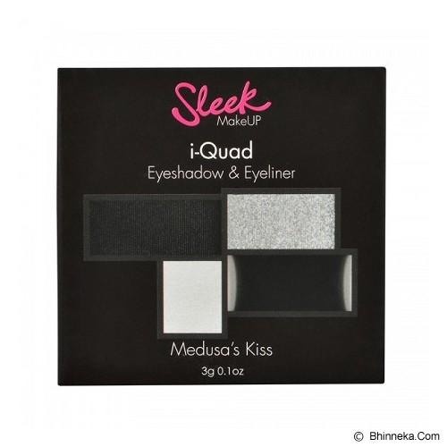 SLEEK i-Quad Eyeshadow & Eyeliner - Medusa's Kiss - Eye Shadow