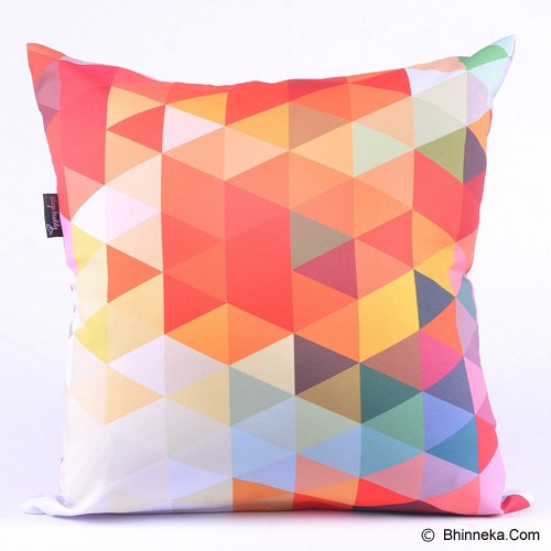 SLEEP BUDDY Cushion - Geo Pastel - Bantal Dekorasi