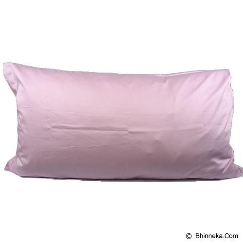 SLEEP BUDDY Sarung Bantal 50 x 100 Cm - Dusty Pink - Sarung Bantal