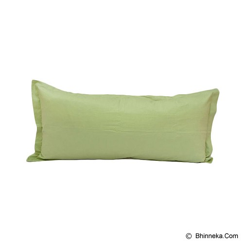 SLEEP BUDDY Sarung Bantal 50 x 100 Cm - Olive Green - Sarung Bantal