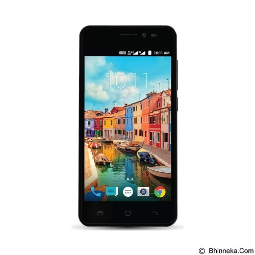 SMARTFREN Andromax A - Black - Smart Phone Android