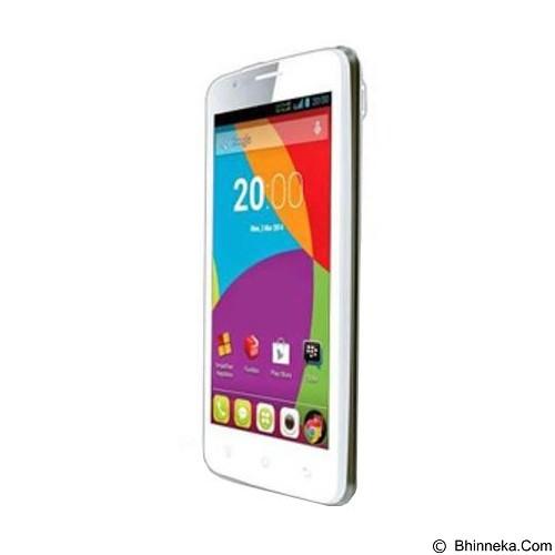 SMARTFREN Andromax E2 Plus (Kuota 100GB & Pulsa Rp 60.000) - White (Merchant) - Smart Phone Android