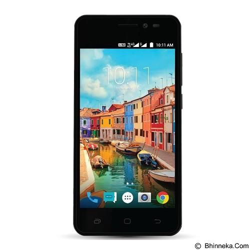 SMARTFREN Andromax A - Black (Merchant) - Smart Phone Android
