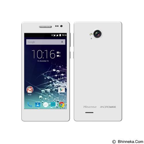 SMARTFREN Andromax Qi - White (Merchant) - Smart Phone Android