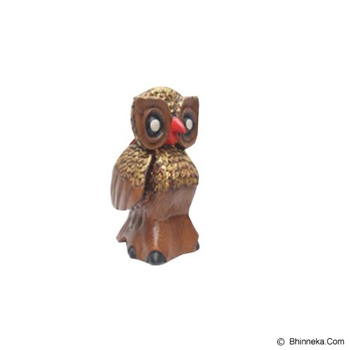 SMESCO TRADE Patung Burung Hantu Kecil [005c-044378] - Pajangan Meja