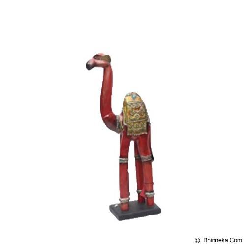 SMESCO TRADE Patung Onta Kombinasi [005c-044413] - Red Yellow - Pajangan Meja