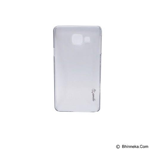 SMILE Hard Case Crystal Samsung Galaxy A5 2016/A510 - Black (Merchant) - Casing Handphone / Case