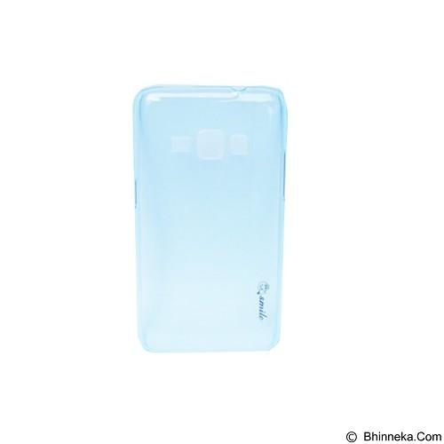 SMILE Hard Case Crystal Samsung Galaxy J1 2016/J120 - Blue Light (Merchant) - Casing Handphone / Case