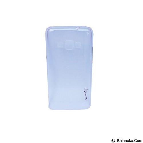 SMILE Hard Case Crystal Samsung Galaxy J1 2016/J120 - Pink Light  (Merchant) - Casing Handphone / Case