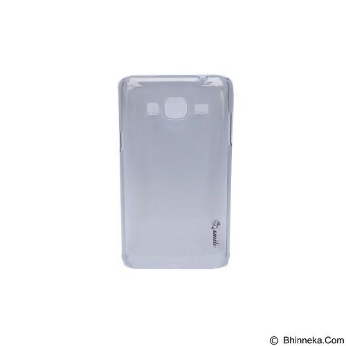 SMILE Hard Case Crystal Samsung Galaxy J3 2016/J320 - Black (Merchant) - Casing Handphone / Case