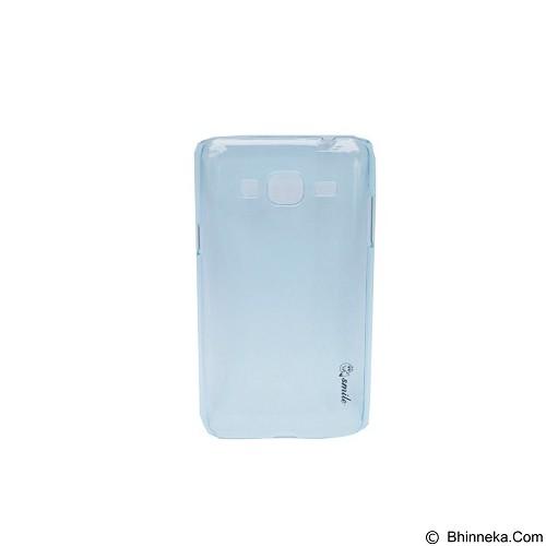 SMILE Hard Case Crystal Samsung Galaxy J3 2016/J320 - Blue Light (Merchant) - Casing Handphone / Case