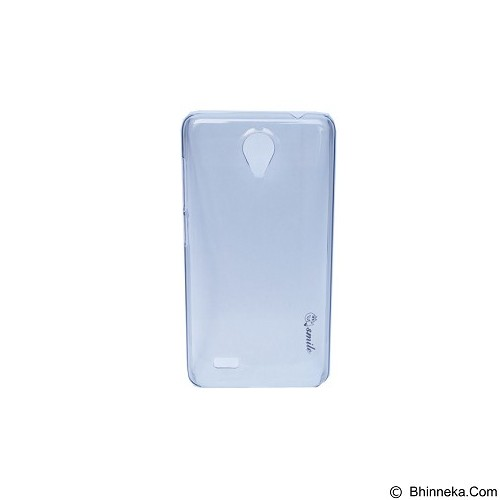 SMILE Hard Case Crystal Vivo Y21 / Y21 - Black (Merchant) - Casing Handphone / Case