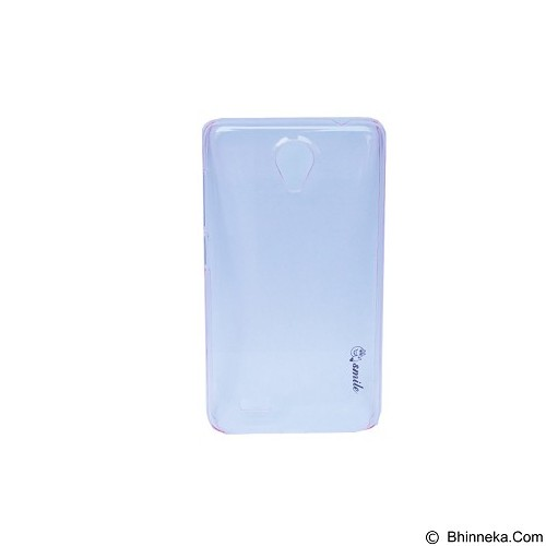 SMILE Hard Case Crystal Vivo Y21 / Y21 - Pink Lighting (Merchant) - Casing Handphone / Case
