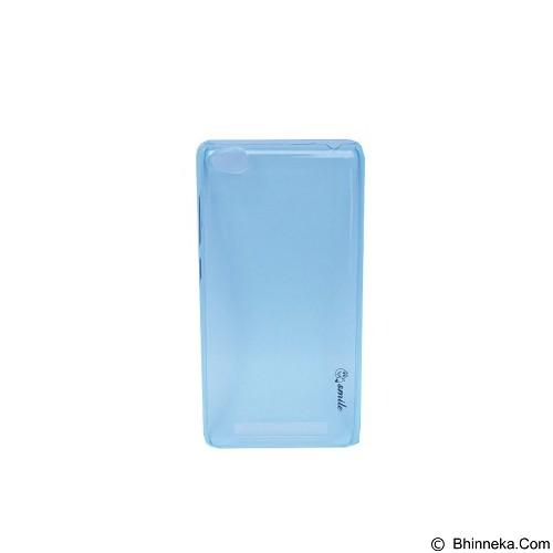 SMILE Hard Case Crystal Xiaomi Redmi 3/Redmi 3S - Blue Lighting (Merchant) - Casing Handphone / Case