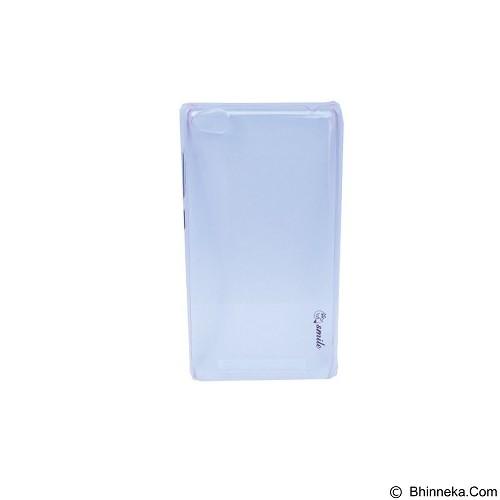 SMILE Hard Case Crystal Xiaomi Redmi 3/Redmi 3S - Pink Lighting (Merchant) - Casing Handphone / Case