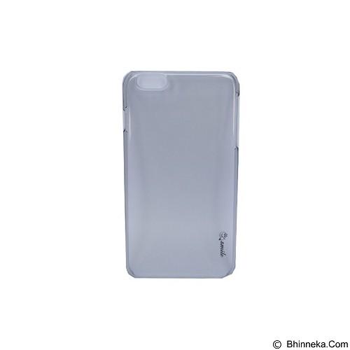 SMILE Hard Case Crystal iPhone 6 Plus/6S Plus - Black (Merchant) - Casing Handphone / Case