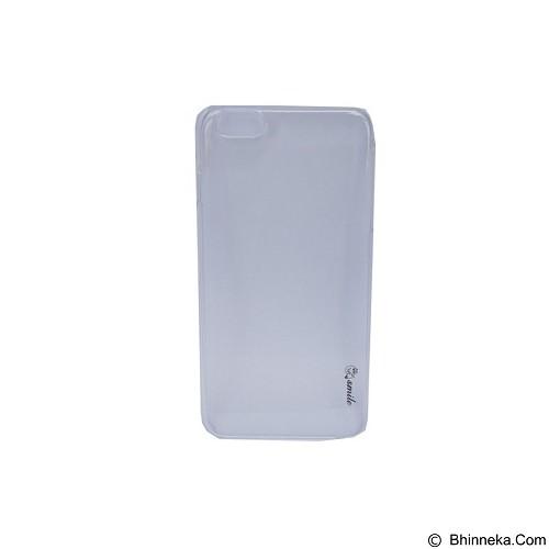 SMILE Hard Case Crystal iPhone 6 Plus/6S Plus - Clear (Merchant) - Casing Handphone / Case