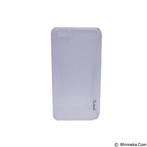 SMILE Hard Case Crystal iPhone 6 Plus/6S Plus - Pink Lighting (Merchant) - Casing Handphone / Case