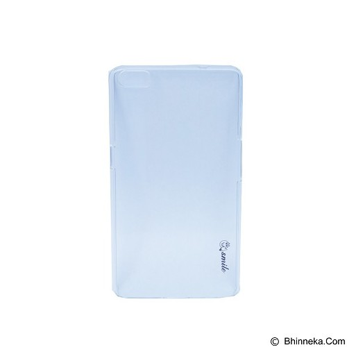 SMILE ard Case Crystal Smartfren Andromax R2 - Clear (Merchant) - Casing Handphone / Case
